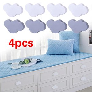 Handles & Pulls 1 4Pcs Cartoon Cloud Drawer Pull Handle DIY Cute Door Cabinet Furniture Windows Knob Children Room Bedroom Kitchen Decoratio