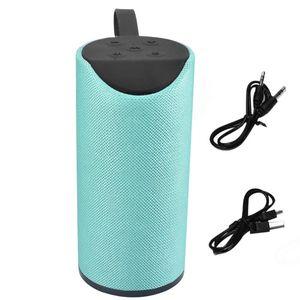 Portable Speakers Travel Bluetooth 4.2 Speaker Home Outdoor USB Wireless Mini Audio Stereo Sound Radio