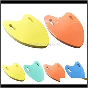 Accessories Kids Swimming Air Mattresses Safe Pool Training Aid Float Hand Board Flotage Pontoon Kickboard 5Ledu Rlxtk