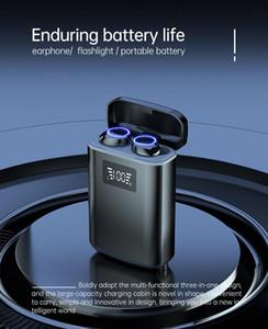 Headphones & Earphones Fashion M7 TWS Wireless Bluetooth 5.1 Super Battery 2400mAh IPX7 Waterproof Gamer Earbuds