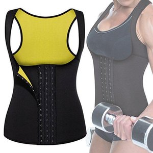 women workout Neoprene shapewear girdles Corset Slim Waist Support waist trainer tummy control body shaper belly slimmer vest