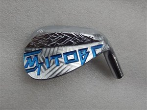 2021 MTG ITOBORI Wedge MTG ITOBORI Golf Wedges Silver Golf Clubs 50 52 54 56 58 60 Degree Steel Shaft With Head Cover
