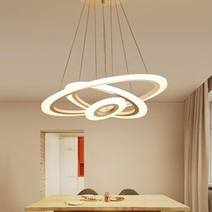 Chandeliers Europe Led Iron Luminaria Pendente Nordic Lamp Kitchen Hanging Home Lighting Dining Rooom