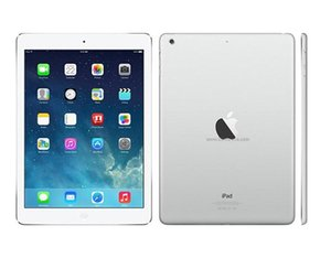 Original Apple iPad Air 5 16GB 32GB 64GB 128GB WiFi Versão 9.7 Polegada Retina Ios Dual Core A7 Usado Tablet PC