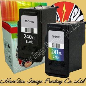 Ink Cartridges Canada High Capacity PG240 CL241 XL For CANON MX439 MX452 MX472 MX479 PIxmar Printer PG-240 NS12