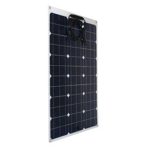180 واط 18 فولت أحادي مونورريالين لوحة شمسية مرنة للغاية للماء