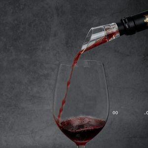 Bar Tools Wine Aerator Pour Spout Bottle Stopper Decanter Pourer FWE9718