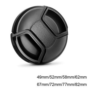 Lens Caps Camera Cap 49mm 52mm 58mm 62mm 67mm 72mm 77mm 82mm Protection Cover For Accessories