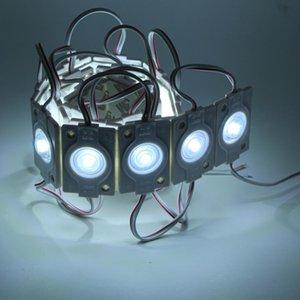 Modules LED Module Light 3030 Ulter Brightness 2W 12V COB Advertising Lamp Waterproof Sign Backlights White Strip 10pcs