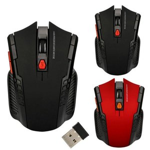 6 Buttons wireless Mice 2.4G Portable Gaming Optical Mouse For Desktop Notebook Laptop Computer