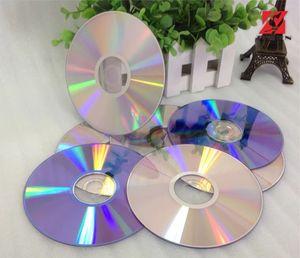 Wholesale Blank Disks 25 pcs Silver Back Printable Surface 4.7 gb 16x DVD R Discs