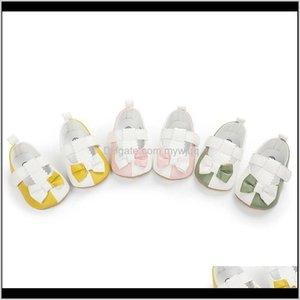 First Walkers Brand Pu Leather Baby Girl Moccasins Moccs Bow Fringe Soft Soled Nonslip Footwear Crib Shoes R2Hdb Nfkvk