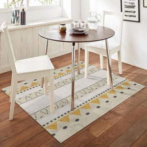 Carpets Modern Style Parlor Sofa Dining Room Decor Floor Area Rug Bedside Flannel Anti-slip Rugs Fashion Living Carpet