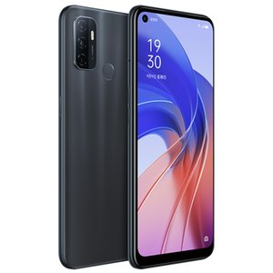 Original Oppo A11s 4G LTE Mobile Phone 8GB RAM 128GB ROM Snapdragon 460 Octa Core Android 6.5 inches Full Screen 90Hz 13.0MP AI OTG 5000mAh Fingerprint ID Smart Cellphone