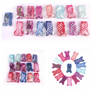 2021 Holders Cute Mermaid Printing Sublimated Freezer Pop Popsicle Sleeves For Kids Summer Lily Kitchen Tools Special