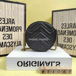 Classic style genuine leather Handbag Round Banquet Totes Shoulder Bags Women Clutch Messenger Bag Crossbody Purse