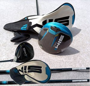 The Latest Model Golf sim2 Max Golf Driver + 1pc Fairway Wood Real Pictures Contact Seller