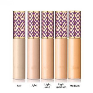 Contour Concealer 5 Colors Cream Moisturizer Whitening Brighten Natural Nutritious Facial Makeup Full Coverage Concealers 10ml liquid foundation