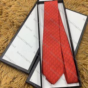 Men Classic letter Tie Mens Business Neckwear Skinny Grooms Necktie for Wedding Party Suit Shirt Casual Ties
