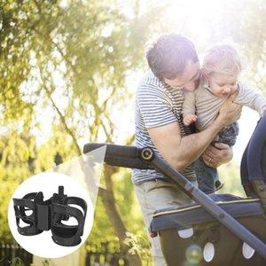 Stroller Parts & Accessories Baby Cup Holder Rack Adjustable Handlebar With 2 Slot Universal For Pram Carrying Case Milk Bottle