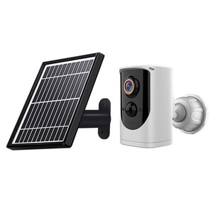 EKEN Paso 1080P Wireless WiFi IP Camera Security Solar Panel Rechargeable Battery PIR Motion Two Way Audio Outdoor