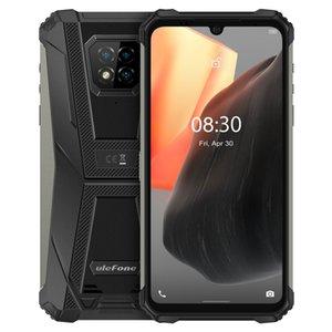 Ulefone Armor 8 Pro Red Phone, 6GB+128GB Triple Back Cameras, IP68 IP69K Waterproof Dustproof Shockproof, Face ID & Fingerprint Identification, 5580mAh