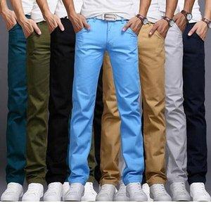 Men's Jeans 2021 Big Sale Spring Summer Thin Fashion Menpants Clothes Brand 28-38