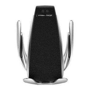 Magic clip s5 supporto per telefono auto 10W caricatore wireless caricatore rapido a infrarossi smart smart smart smart outlet outlet staffa dhl