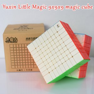 Yuxin Little Magic 9x9x9 Magic Cube 9x9 Speed ​​Cube 9x9x9 Puuzle مكعب مكعبات كوبو ماجيكو