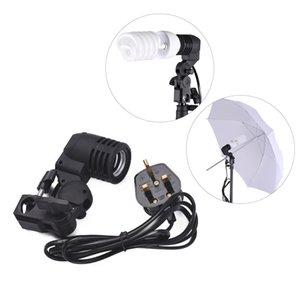 Bulb Holder Socket Video Flash Swivel Bracket Po Studio Light Pography Lamp Mount Lighting & Accessories