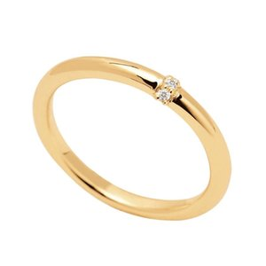 Cluster Rings 100% 925 Sterling Silver Minimal Delicate Women Tiny Finger Stacking Ring Pave CZ Rhodium Gold Plated Eternity Bands