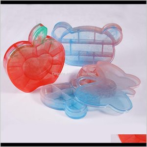 Craft Tools Diy Clear Epoxy Molds Storage Box Sile Resin Mould Jewelry Moulds Ornaments Bdsmk Yn9Pd