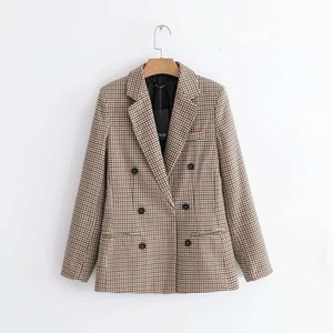 2021 Fashion Designer Blazer Womens spring casual Outer Coat