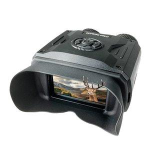 Bekintek Night Vision Бинокль Телескоп Очки Инфракрасное Охотничье устройство 500M Полное темное Наблюдение Расстояние 5x Оптика 8x Цифровой зум Встроенный аккумулятор