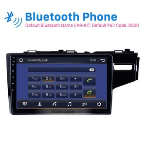 """10.1"""" Android 10.0 Car dvd Radio GPS Unit Player Auto Stereo For 2014 2015 HONDA JAZZ FIT Right Hand Drive Navigation 2 din"""