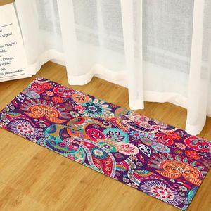 Carpets Kitchen Carpet Entrance Doormat Home Kids Living Room Anti-Slip Water-Absorbing Bath Mat Nordic Hallway Bedroom Children's Rug