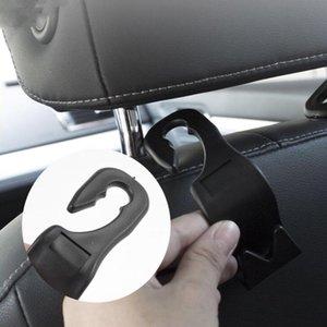 Hook Hanger Car Seat Backrest Plastic Rack Storage Universal Portable Creative Small Can Bear 20kg