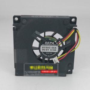 Fans & Coolings SEPA 5010 5V 0.13a Hy50c-05a Cooling Fan