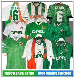 Retro Ireland Soccer Jerseys Vintage Irish Sheedy Sheeds Camicie da calcio McGrath Keane Staunton Townsend Houghton Aldridge Coyne Ert Sheridan