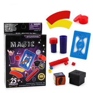 Magic toy Fashion Hot Magics prop Pen Penetration Card Toys Puzzle game table games For Kids magic tricks products