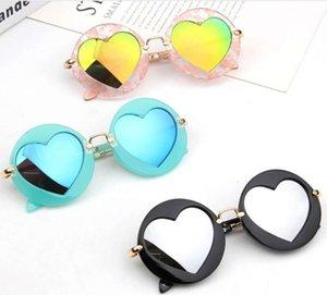 Per bambini Nuovo modello stile moda unisex City Child's Shad Sun Glass CE UV400 Sunglass