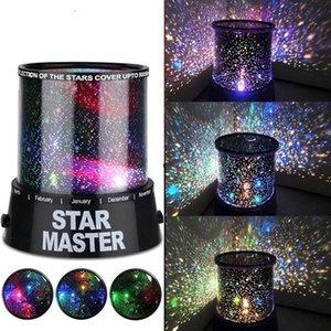 로맨틱 스카이 스타 마스터 LED 야간 가벼운 파티 호의 프로젝터 램프 놀라운 크리스마스 선물 972 B3
