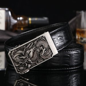 Top 2021 Brand New Blets Automatic Buckle Genuine Leather Strap Designer Male Jeans Luxury Belts for Men Ftwj