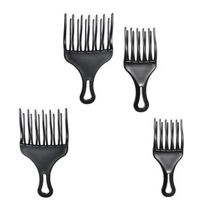 Hair Brushes Pro Hairdressing Fork Comb Afro-comb Smooth Styling Tools Hairbrush Durable Hairstyle Accessories Care