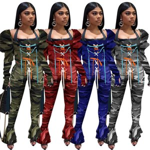 Fashion women clothes two piece set tracksuit shirt pant outfits long sleeve sportswear shirt trousers sweatsuit pullover tights