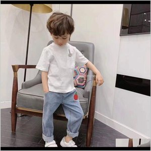 &Tees Baby, & Maternity Drop Delivery 2021 Cotton Kids T-Shirt Children Summer Short Sleeve T-Shirts For Boys Girls Baby T Shirt Toddler Tops