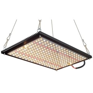 120W Samsung Quantum LED Grow Light Full Spectrum QB288 Growing Lamp for Indoor Plants with 3000K 5000K 660nm IR