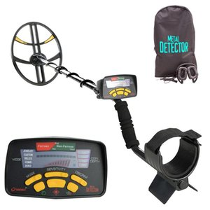 Underground Metal Detector DISCOVER Sport Finder Gold Digger Treasure Pinpointer 11.8x15.1'' Coil Traget ID Search Detectors