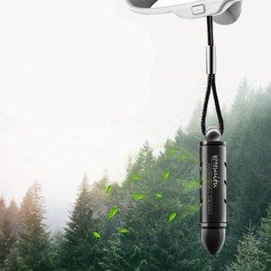 Освежитель автомобилей висит подвесной сплав сплавов сплошной парфюмерный очиститель воздуха автомобилей Restview зеркальная подвеска очиститель