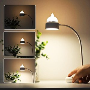 Table Lamps Creative Lamp Dimmable Eye Protection Led Night Light Usb Rechargeable Student Bedroom Lighting Study Reading